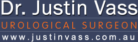 Dr. Justin Vass - Urological Surgeon